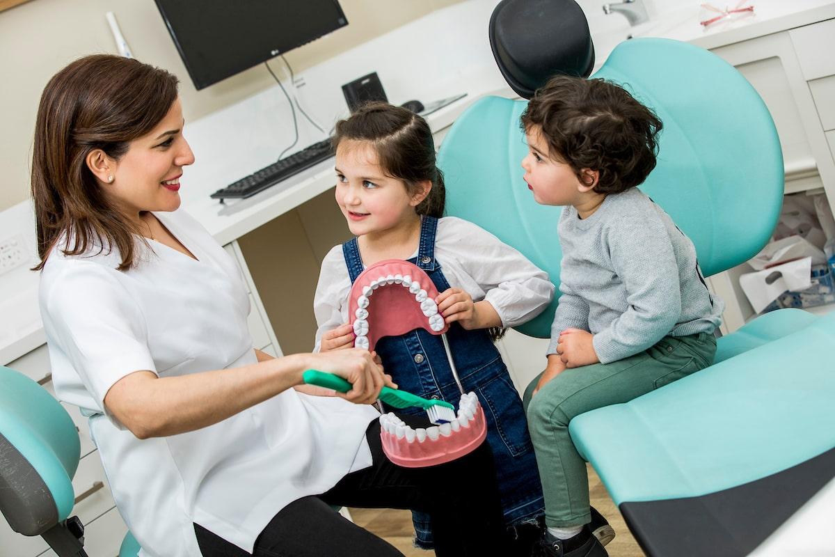 Children's Dentistry Mentone